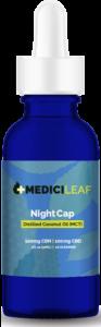 All-Natural Sleep Aid: CBN Night Cap